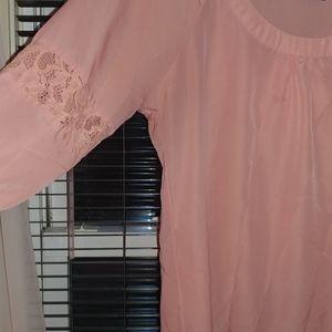 Kardashian Kollection Tops - Light weight, dress up shirt